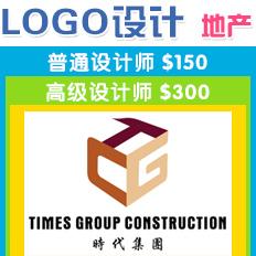 纽约logo设计,纽约房地产开发LOGO设计