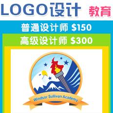 纽约logo设计,教育学校LOGO设计